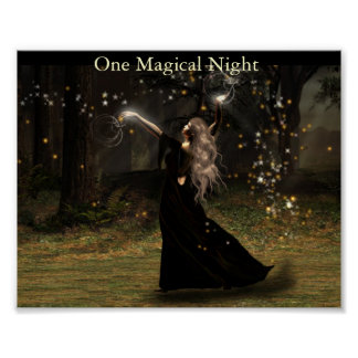 One Magical Night Poster