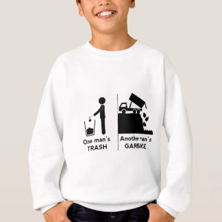 One Mans Trash Sweatshirt