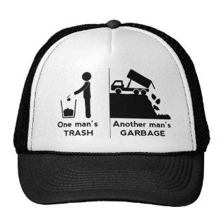 One Mans Trash Trucker Hat