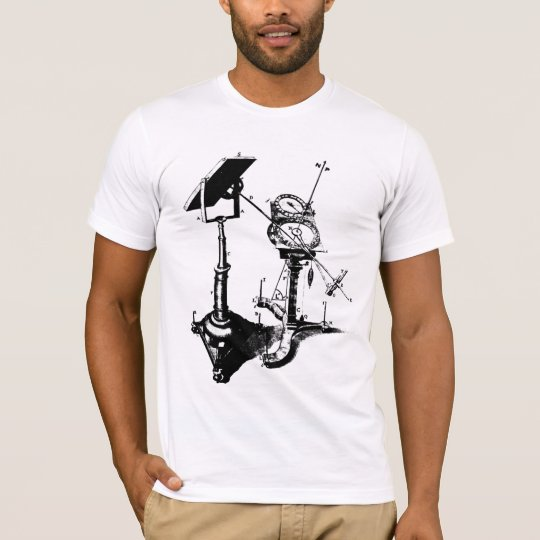 One-Mirror Heliostat T-Shirt