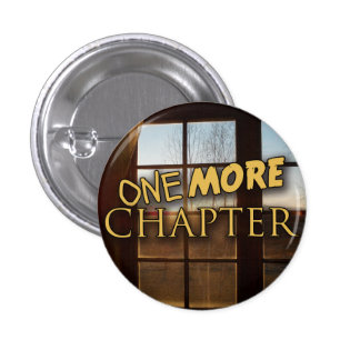 One More Chapter 1 Inch Round Button