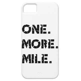 One. More. Mile. iPhone 5 Covers