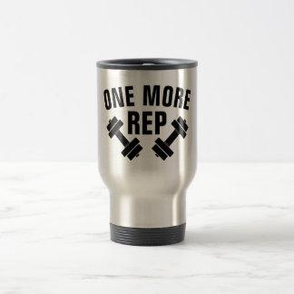 One More Rep Travel Mug