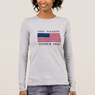 One Nation Long Sleeve T-Shirt