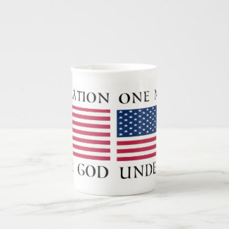 One Nation Tea Cup