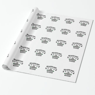 One Nation under god artwork Wrapping Paper