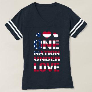 One Nation Under Love T-shirt