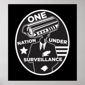 One Nation Under Surveillance Print