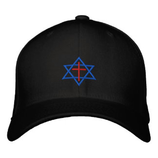 One New Man Embroidered Hat