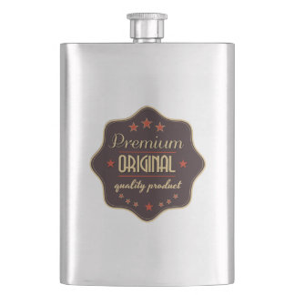 One Of a Kind Classic Flask