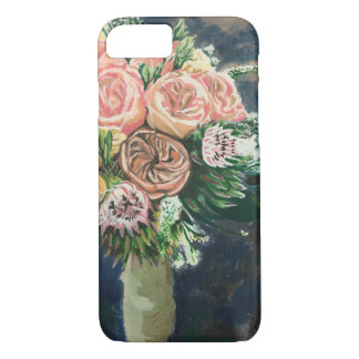 One of a Kind Floral Bouquet i Phone case