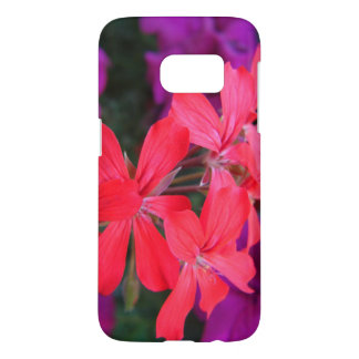 One-of-a-kind flower case for your phone!