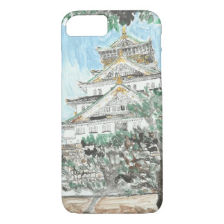 One of a Kind Osaka Castle iPhone Case