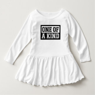 ♪♥One of Kind KPop Toddler Fabulous Ruffle Tee♥♫ Dress