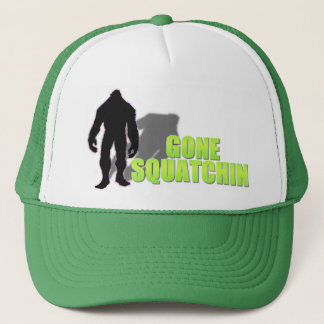 One of our best sellers Bobo's GONE SQUATCHIN Trucker Hat