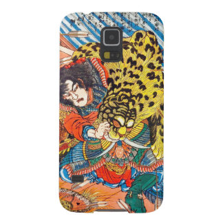 One of the 108 Heroes of the Popular Water Margin Galaxy S5 Case