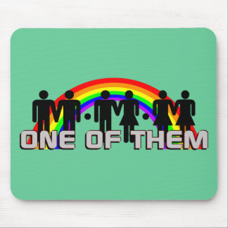 one-of-them mouse pad