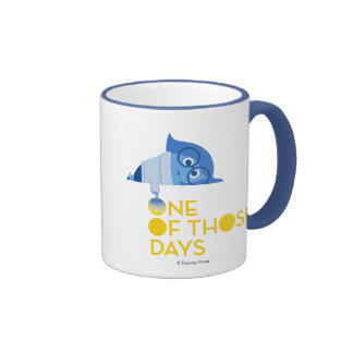 One of Those Days Ringer Coffee Mug