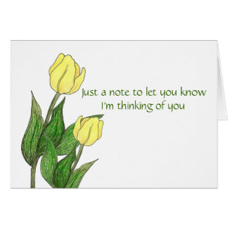 one of your good days notecard