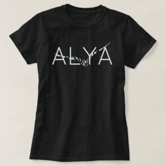 One or a Bird - Female T-shirt Black
