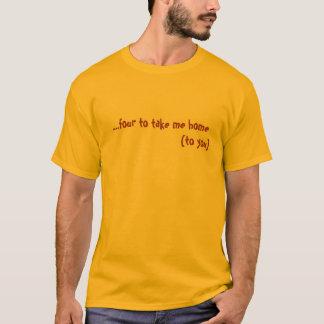 One paddle, two paddle, three paddle T-Shirt