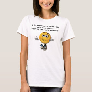 One Person A Day T-Shirt