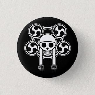 One Piece - Enel 1 Inch Round Button