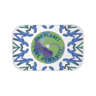 One Planet One Humanity Lunch Box
