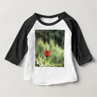 One Poppy Baby T-Shirt