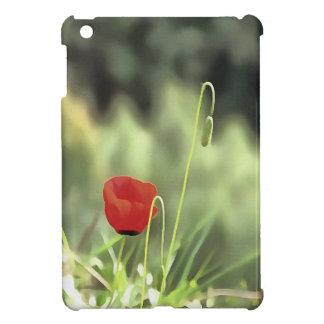 One Poppy iPad Mini Cases