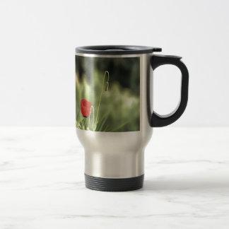 One Poppy Travel Mug