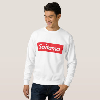 One Punch Man (SAITAMA) Sweatshirt