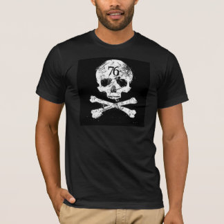 One Punch Patty skull, 76 T-Shirt