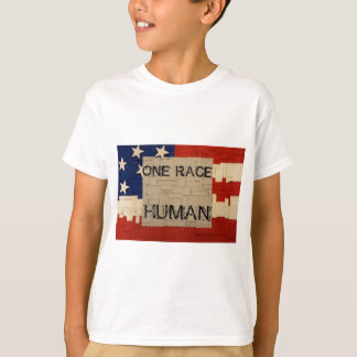 One Race Human T-Shirt