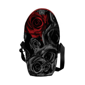 One Red Rose Courier Bag