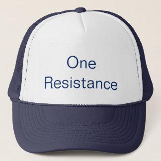 One Resistance Trucker Hat