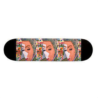 One Ringy Dingy Skateboard