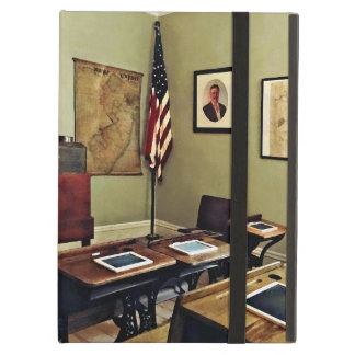 One Room Schoolhouse In New Jersey Cover For iPad Air