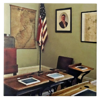 One Room Schoolhouse In New Jersey Tile