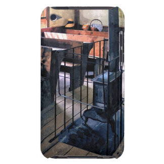 One Room Schoolhouse With Stove iPod Touch Case-Mate Case