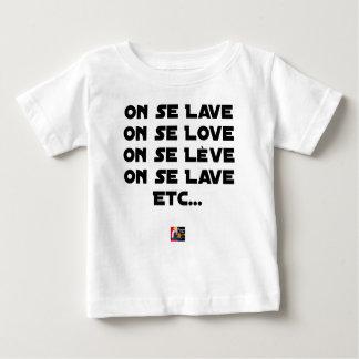 ONE SE WASHES, ONE SE COILS, ONE SE RAISES, ONE SE BABY T-Shirt