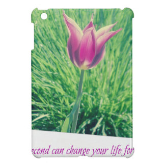 one second can change your life forever case for the iPad mini
