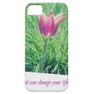 one second can change your life forever iPhone 5 cover