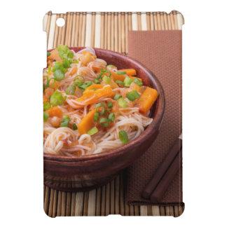 One serving of rice vermicelli hu-teu iPad mini cover