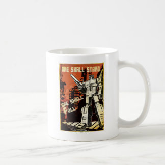 One Shall Stand (Urban) Coffee Mug