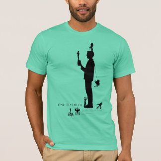One Sixthism Statue T-Shirt