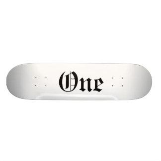 "One Skateboard 7¾"""