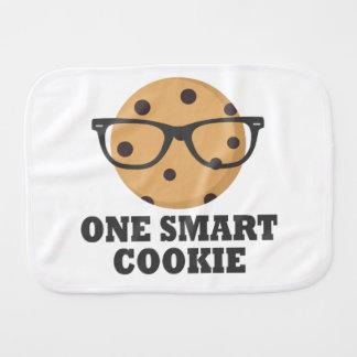 One Smart Cookie Burp Cloth