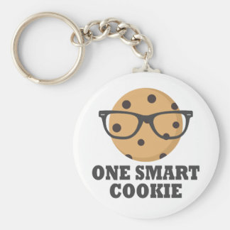 One Smart Cookie Keychain