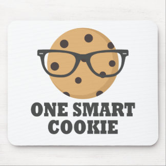 One Smart Cookie Mouse Pad